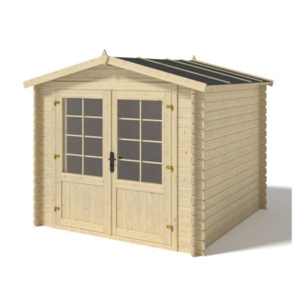 casetta in legno Mary